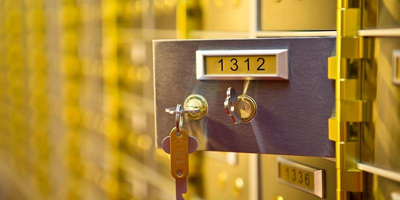 Safety Deposit Boxes Croydon